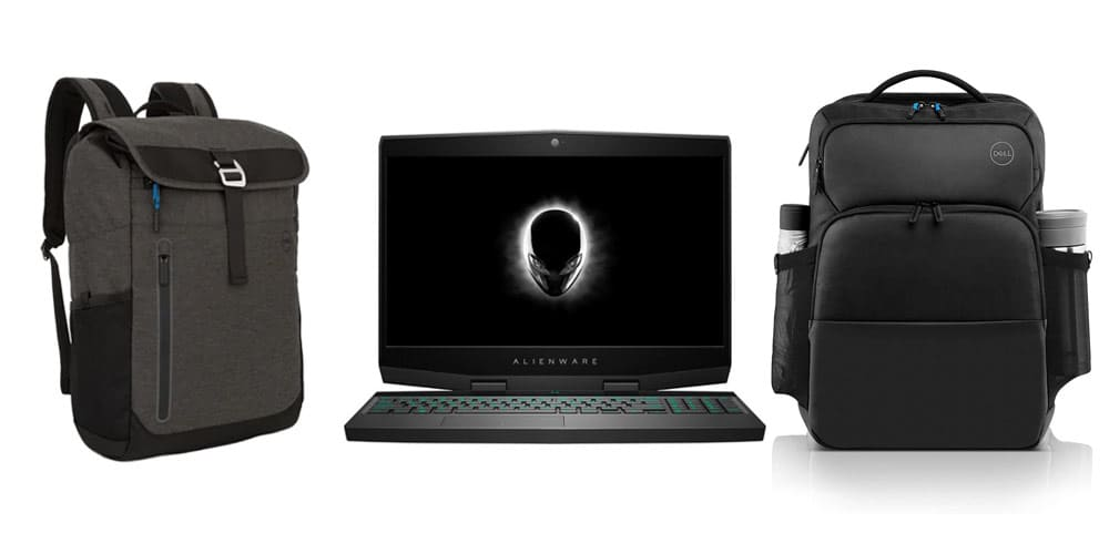 Dell Gaming Back Pro & Venture with Alienware